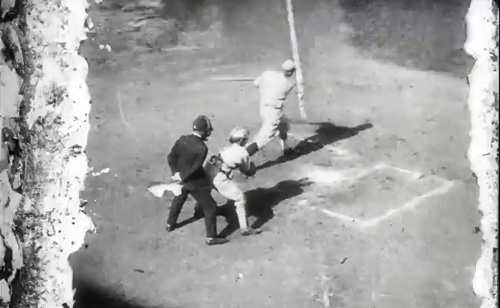 Footage Of The Scandalous 1919 World Series Uncovered (VIDEO)
