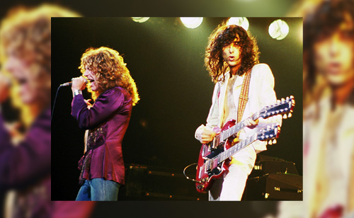 Led Zeppelin Sued For Alleged 'Stairway to Heaven' Plagiarism