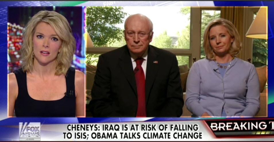 Even Fox News Is No Longer Buying The Cheney Crap (VIDEO)