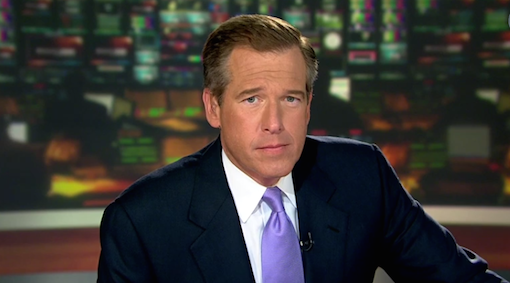 NBC's Brian Williams Raps 'Baby Got Back' And It's Totally Amazing