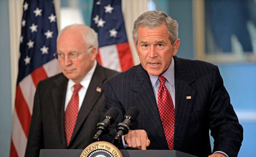 Bush And Cheney Slammed For Creating Iraq Crisis 'Debacle' (VIDEO)