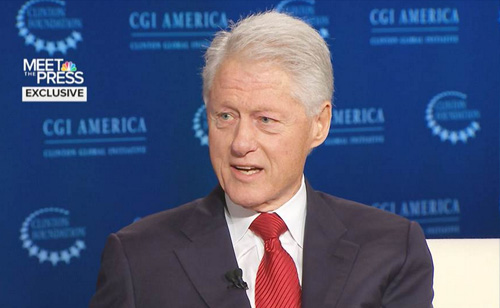 Bill Clinton Slams Dick Cheney On Iraq (VIDEO)