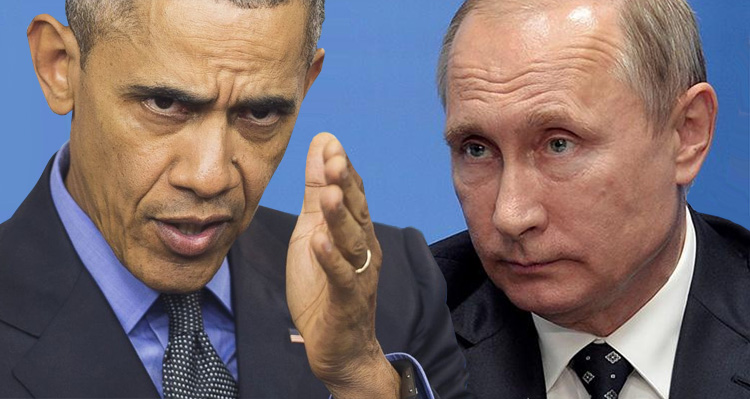 What Happens When A Real President Confronted Putin