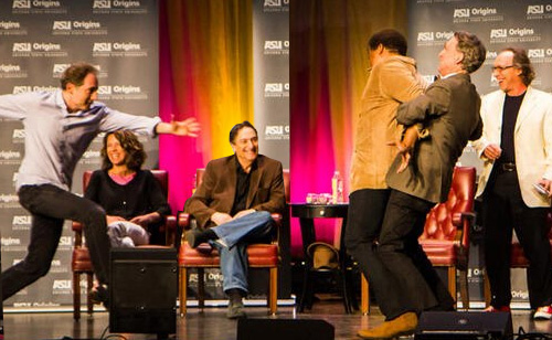 Neil deGrasse Tyson Loses It At 'Storytelling of Science' (VIDEO)