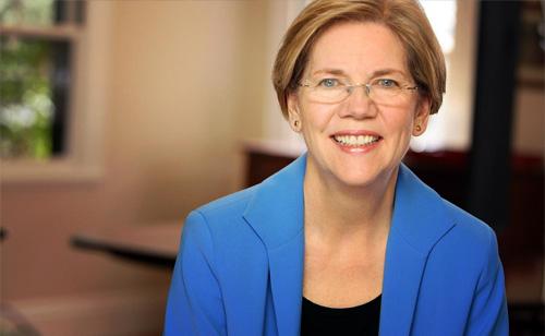 Elizabeth Warren Vows To Fight 'Backward-looking Ideologues' (VIDEO)