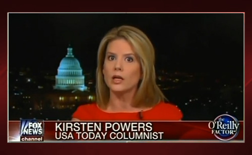 Kirsten Powers Gets Into Nasty Fight With Bill O'Reilly (VIDEO)