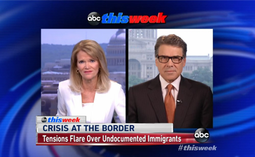 Rick Perry Gets Schooled By ABC Host (VIDEO)
