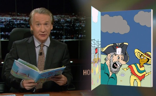 Dr. Seuss – Bill Maher Style (VIDEO)