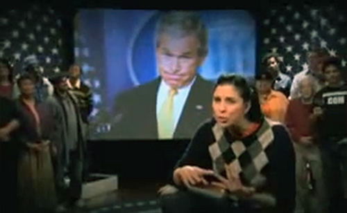 'Farewell George W. Bush' Featuring Sarah Silverman And Keith Olbermann