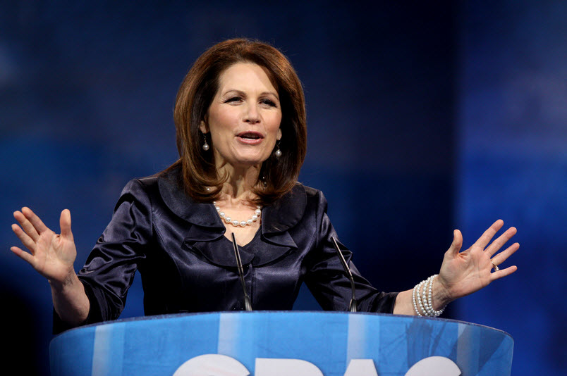 Michele Bachmann Finds Magical Way To Solve The Border Crisis