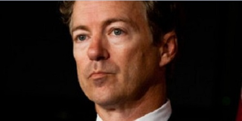Rand Paul Says Abortion Will Lead To The Demise Of Civilization (VIDEO)