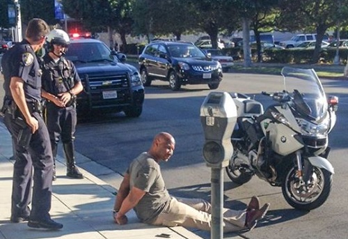 TV & Film Producer Arrested For Being Black In Beverly Hills