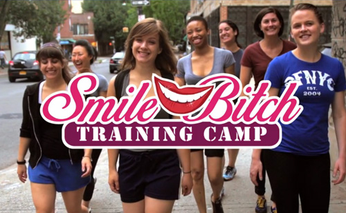 'Smile Bitch Training Camp' Helps Women Please Men – VIDEO