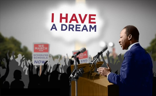 Find Out How MLK's 'I Have A Dream' Speech Became A Last Minute Addition – VIDEO