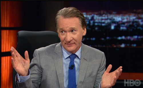"Bill Maher on Israel: ""We just can't afford this sh*t anymore."""