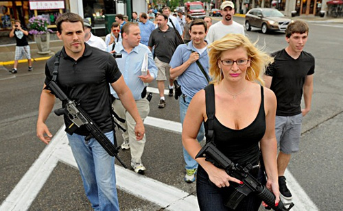 We Can Protect Ourselves From 'Open-Carry'