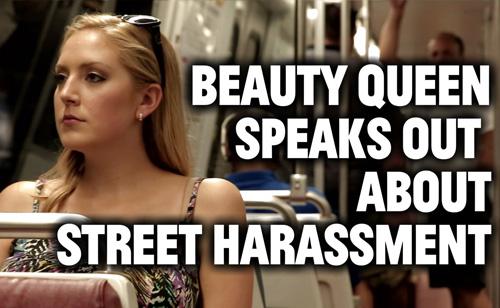 Street Harassment: Sidewalk Sleazebags and Metro Molesters – VIDEO