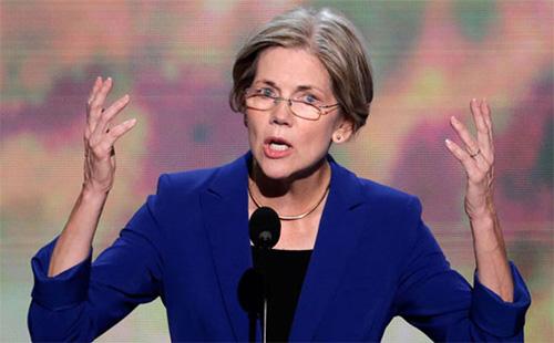 Elizabeth Warren Blasts Corporate 'Freeloading' – VIDEO