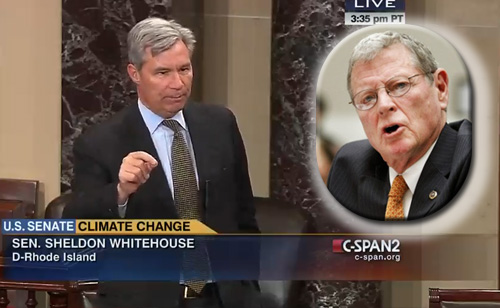 Republican Senator Gets Schooled/Humiliated On Senate Floor – VIDEO
