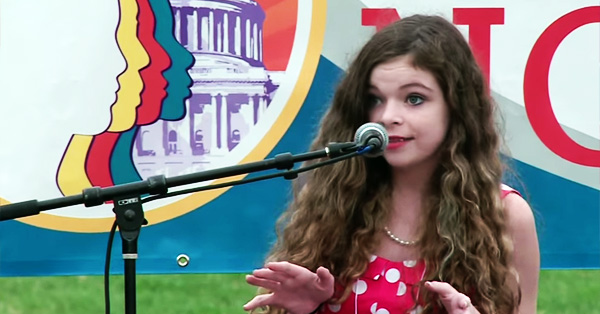 'I Am Not A Prop, Neither Is My Vagina' – Madison Kimrey Speaks Out (VIDEO)