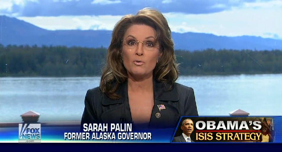 Sarah Palin Finally Gives Global Apology (VIDEO)