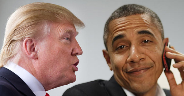 Donald Trump's Asinine Offer To President Obama Delights The Tea Party
