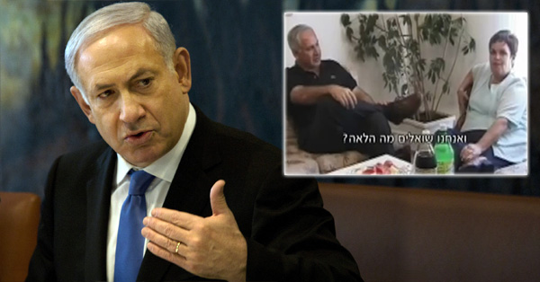 Secret Recordings Of Benjamin Netanyahu Discussing American Gullibility – VIDEO