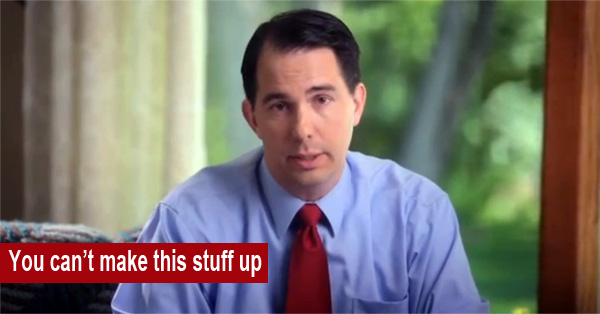 Scott Walker Pretends He Doesn't Want To Outlaw All Abortions In New Ad (VIDEO)