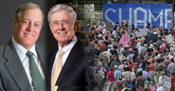 Over 100,000 Voter Fraud Packets Sent To NC Residents – Kochs Under Investigation