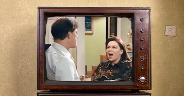 FLASHBACK: Roseanne Lays The Smackdown On A Lawmaker Who Doesn't Understand Working People