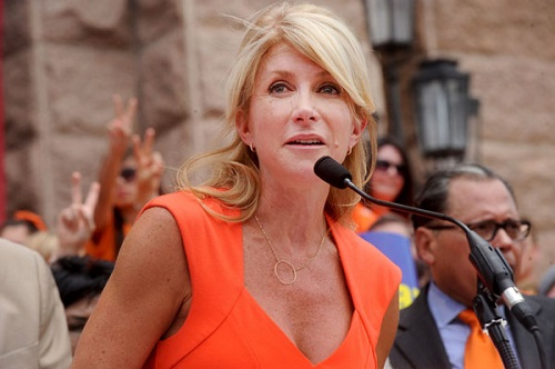 Conservatives Are Outraged Over Wendy Davis Wheelchair Ad (VIDEO)