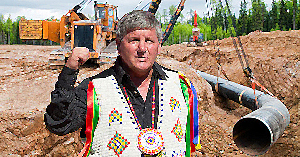 House Vote On Keystone 'Has Signed Our Death Warrants,' Is  An Act Of War