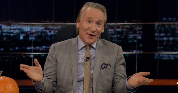 Bill Maher's Plea To Liberal College Students – VIDEO