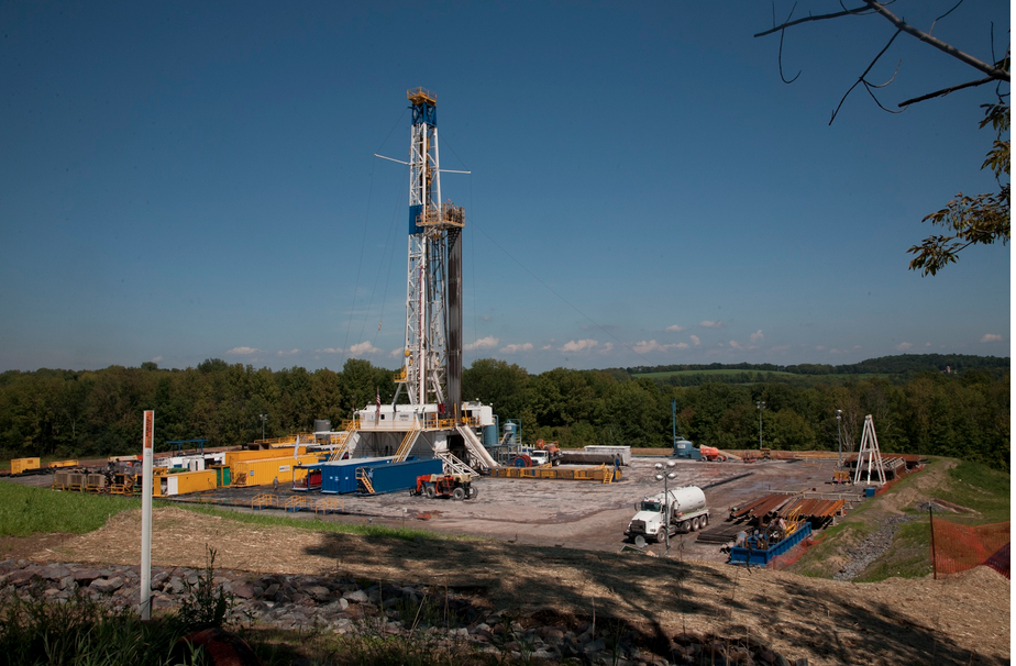 The Bush Family And Other Oil Industry Giants Go To War With A Texas Town Over Fracking