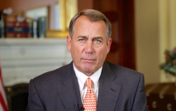 25-Second Video Gets John Boehner Slammed On His Own Facebook Page