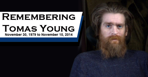 Remembering Tomas Young, Paralyzed Veteran Who Reminded Us Of Bush And Cheney's War Crimes -VIDEO