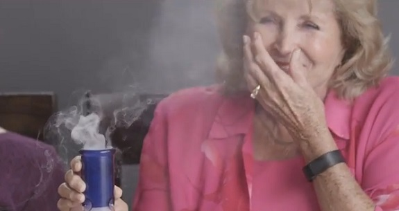 Watch Three Grandmas Smoke Pot For The First Time (VIDEO)