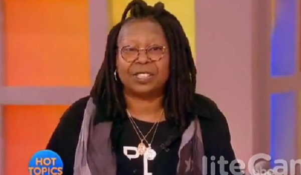 Whoopi Goldberg Has 'A Lot Of Questions' For Woman Accusing Bill Cosby Of Rape  (VIDEO)