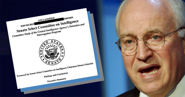Dick Cheney Dismisses Senate Torture Report, Defends CIA