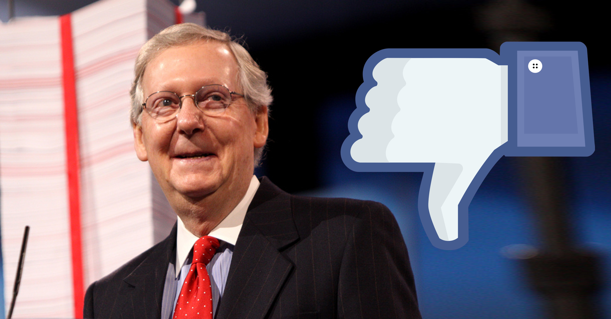 Open Letter To Mitch McConnell: 'Time for a Reality Check!'