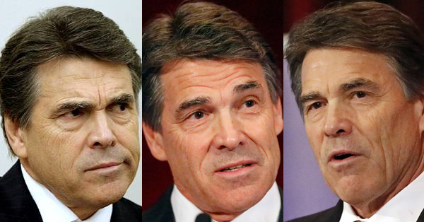 Rick Perry: 'Running for the presidency's not an IQ test'