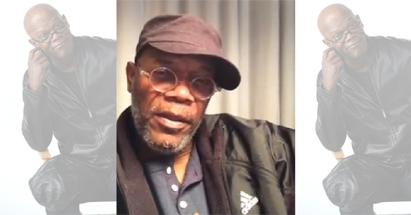 Samuel L. Jackson Calls Out The 'Violence Of The Racist Police' – VIDEO