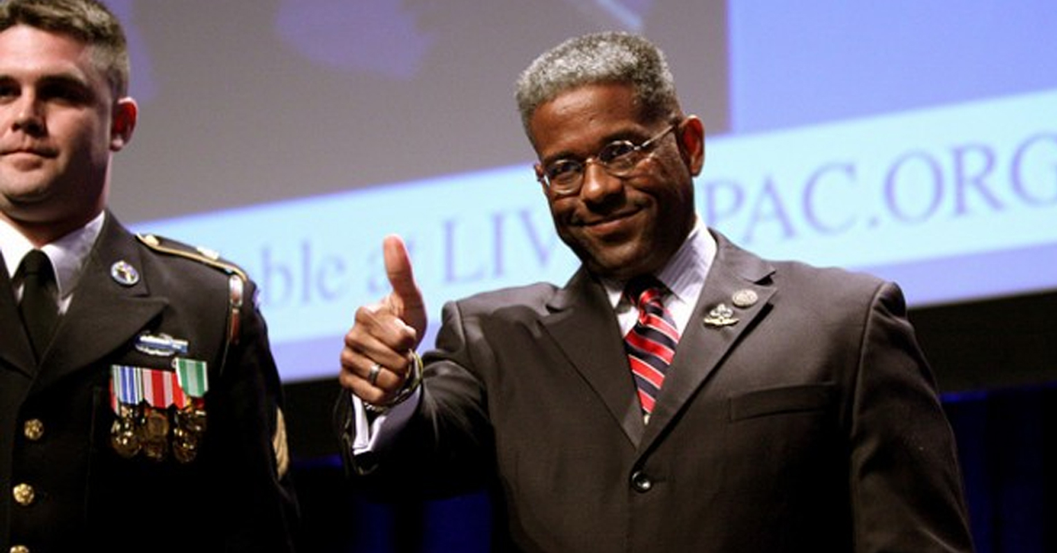 Allen West Gets Busted For Blatant Plagiarism