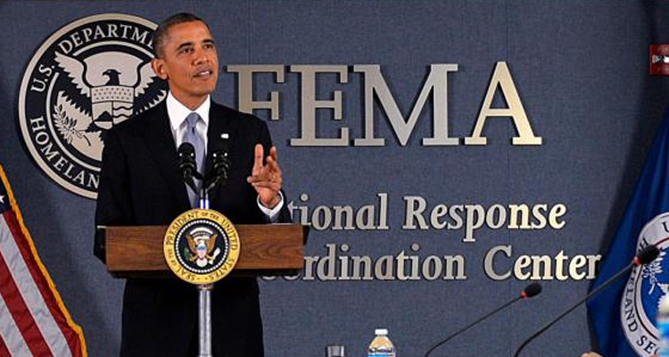 You Had 8 Years Obama – Where's The FEMA Camps, Sharia Law, Suspension of the Constitution?
