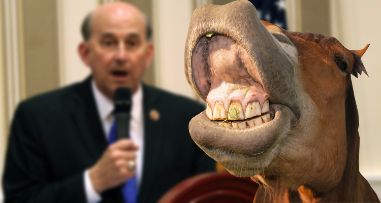 8 Reasons Louie Gohmert Would Be The Most Amusing House Speaker In History