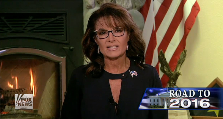 Sarah Palin Goes To War With Fox Pundits For Dismissing Her As A Joke (VIDEO)