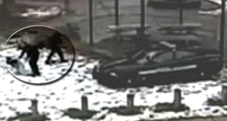 New Video Shows Tamir Rice's Sister Being Restrained After Shooting