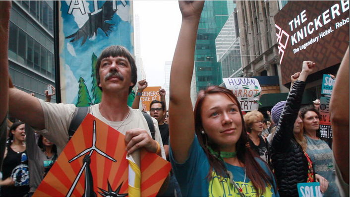 Teens Challenge Oregon Governor In Climate Change Lawsuit (Video)
