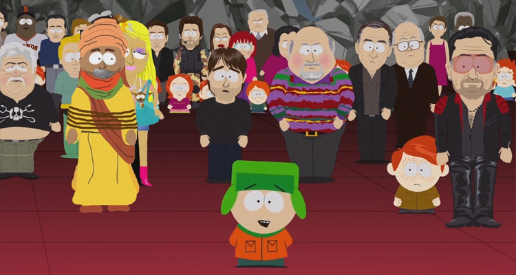 An Islamic War On South Park? Watch The Anti-Terrorist Episode Comedy Central Censored – VIDEO