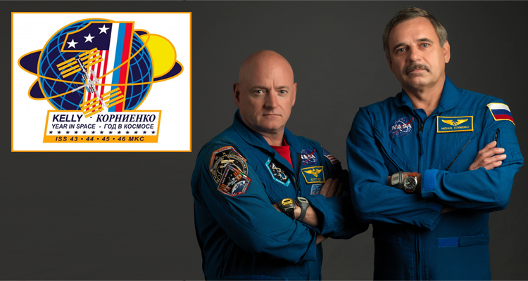 NASA Astronaut Scott Kelly To Spend One Year In Space
